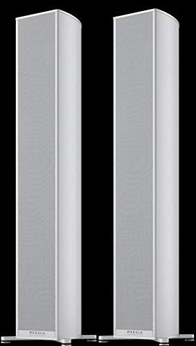 %25 OFF! Piega Premium 701 Wireless Floor-Standing Speakers (Pair) Aluminum 1892 - Bluetooth - Beaut...