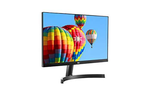 LG 21.5' Full HD (1920 x 1080) Slim IPS Panel Monitor, HDMI x 2 & VGA Port, 75 Hz Refresh Rate & AMD...