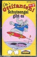 Otto's Ottifanten Folge 7 - Schutzengel Gibt Es [Musikkassette]