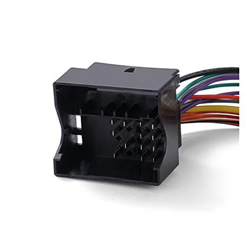 Rumors Cable Aux Bluetooth Interior Mic Nuevos Piezas Accesorios Cable Fit para P-Eugeot 307 308 RD4 Radio CD