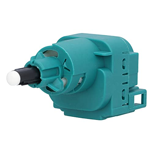 Qiilu Interruptor de luz de freno, sensor de interruptor de luz de freno de parada 1C0 945 511A, ajuste de repuesto para Seat Alhambra/Inca/Leon