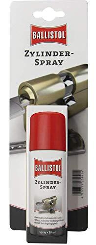 Zylinderspray, 50 ml, im umweltfreundlichen Papp-Blister mit Schmier-Keramik