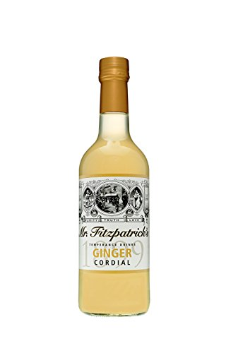 Mr Fitzpatrick's Ginger Sirup