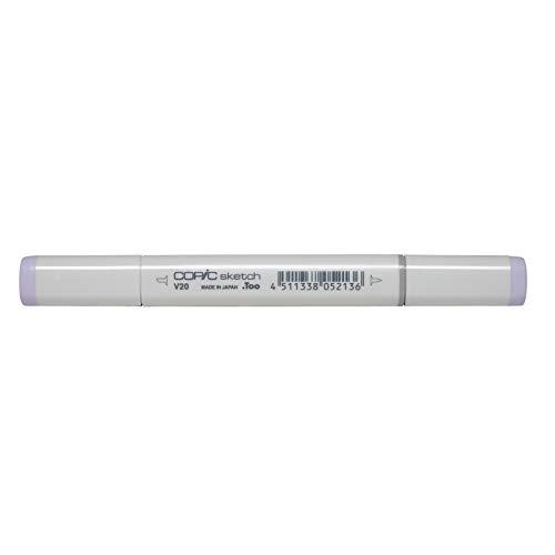 Copic Marker S V20-Sketch, Wisteria