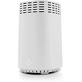 Verizon Router G3100 1 <p>Wi-Fi 6 technology 2.4G 11ax 4x4/ 5G 11ax 4x4 4 Gigabit LAN + 1 Gigabit WAN, MoCA2.5 + LAN MoCA1.1 WAN Automatic Band switching between 2.4GH and 5.8GH Band 150% more WiFi range than G1100</p>