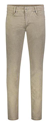 MAC Jeans Herren Arne Pipe Straight Jeans, Beige (Havanna 265), 52 (Herstellergröße: 35/30)
