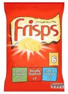 KP Frisps Assorted Snacks 6 X 28G