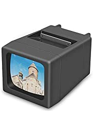 small Backlit Rybozen 35mm slide projector for 2 x 2 and 35mm photo and film