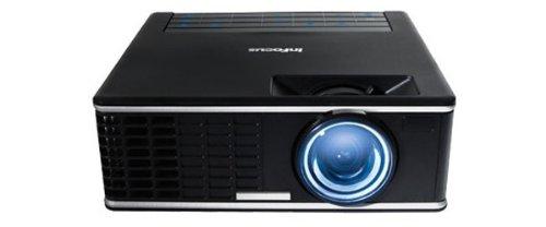 InFocus IN1503 Mobile Short-Throw Widescreen DLP Projectors, 4 lbs, WXGA,...