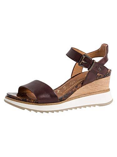 Tamaris Damen Sandalette 1-1-28015-24 335 F1/2-Weite Größe: 38 EU