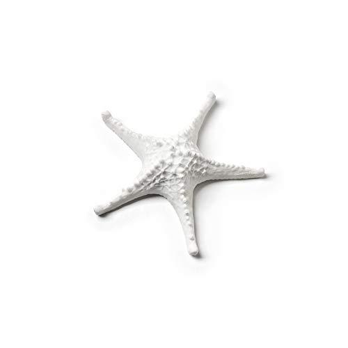 Abbott Collection 3D Starfish, White (Mini)