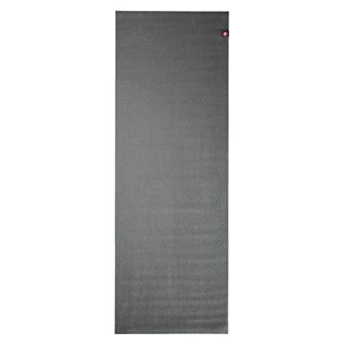 Manduka EKo Superlite Esterilla de viaje unisex para yoga y pilates, color carbón, 71 pulgadas