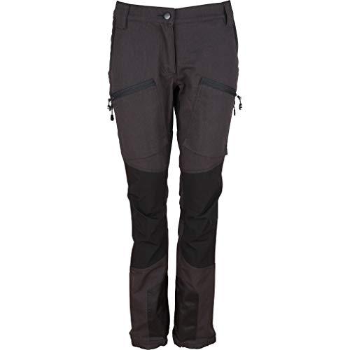 High Colorado Torrione Pantalon de randonnée pour Femme, Anthracite (8004), Taille 40