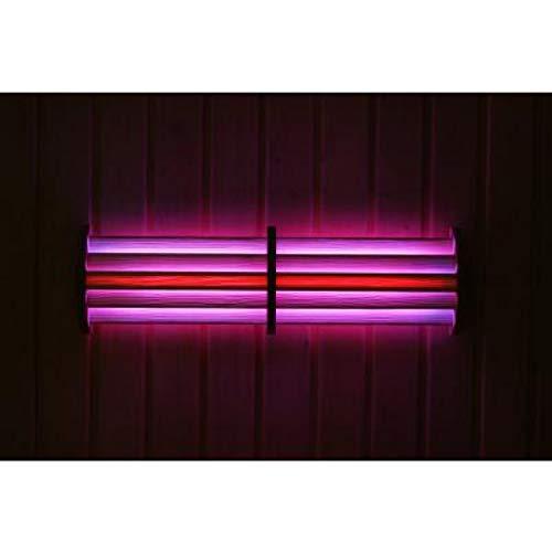Nikkarien Sauna LED 54 - EEK: A+ Spektrum A++ bis E - Farbwechsel RGB 46311