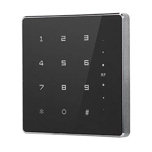 Waterdichte RF-RFID-kaartlezer, toetsenbordlezer voor toegangscontrole Wiegand 26/34. (13,56 MHz IC)