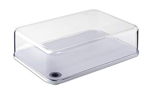 Conservare gli alimenti in frigorifero Pronto a servire Tagliere inclusa Realizzato nei Paesi Bassi