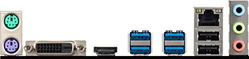 MSI A320M-A PRO MAX AMD AM4 Socket m-ATX Motherboard for Ryzen 1st 2nd 3rd Gen A-Series Athlon X4 Desktop Processors