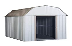 Metal Storage Shed - Arrow Brand