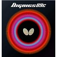 Butterfly(バタフライ) ハイテンション裏ラバー DIGNICS 09C ディグニクス09C ブラック A(厚) 〈簡易梱包