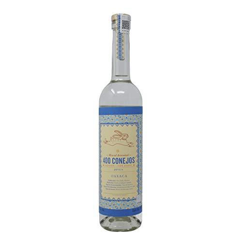 Mezcal 400 Conejos Espadin Joven 750 ml