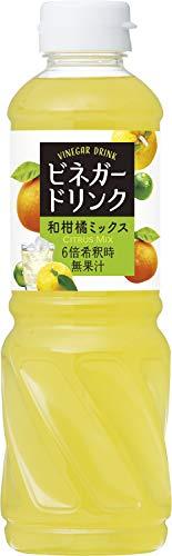 キユーピー キューピー キユーピー ビネガードリンク 和柑橘ミックス 500ml 1本