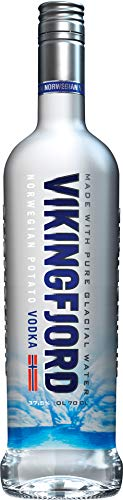 Vikingfjord - Vodka Wodka Norwegen Skandinavien 37,5% Vol. - 0,7l