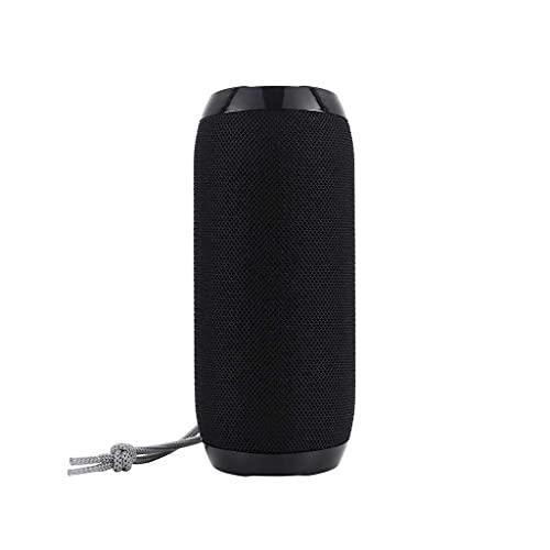 Altavoces portátiles Bluetooth Altavoz inalámbrico portátil Bluetooth al aire libre BASS USB TF FM Radio Audio para el altavoz de viaje de fiesta móvil al aire libre (Color: G) mei (Color : C)