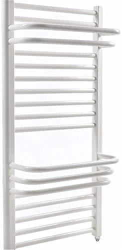 HXCD Rieles para Toallas con calefacción Calentador de Toallas, Riel para Toallas con calefacción eléctrica, Acero con bajo Contenido de Carbono, Calentador de Toallas, tendedero para lavandería,