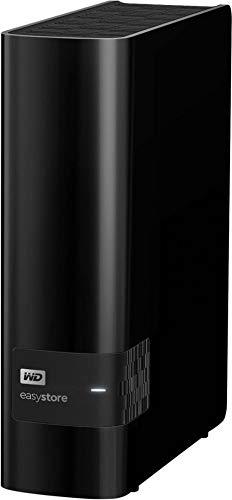 Western Digital Easystore 14TB External USB 3.0 Hard Drive - Black - Western DigitalBCKA0140HBK-NESN
