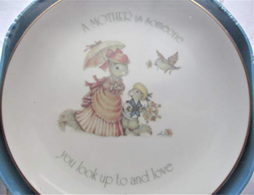 A Mother is Someone You Look up to and Love Lasting Memories Genuine Porcelain 6