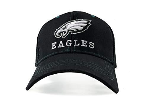 MT-Sports Football Sport World Series Embroidered Champions Adjustable Hat Cap (Philadelphia Eagles)