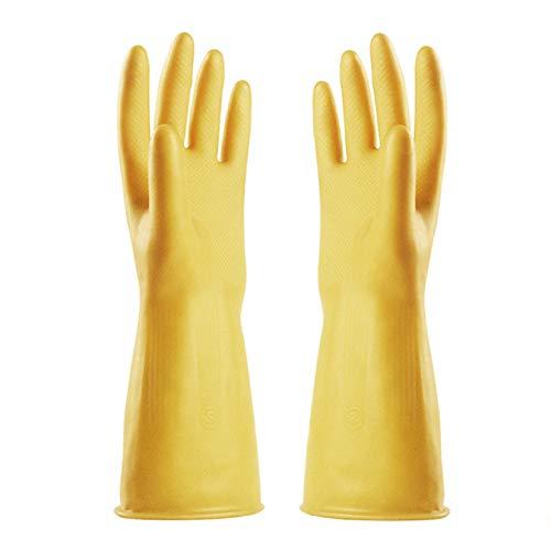 guanti di gomma Guanti da cucina
