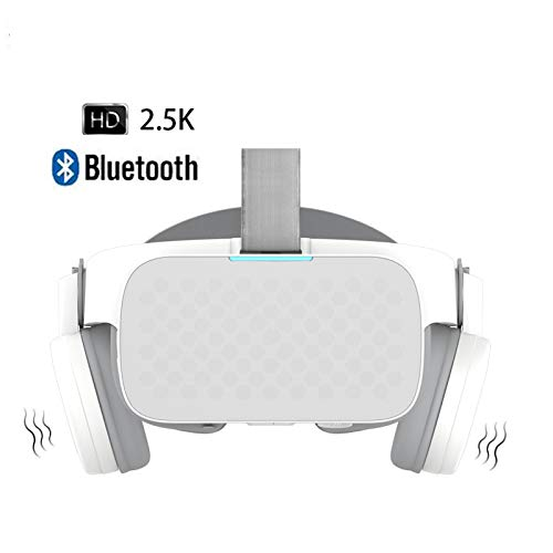 Read About IOIOA All in One 3D VR Glasses, Virtual Reality Binocular 2.5K HD Foldable VR Headset Hel...