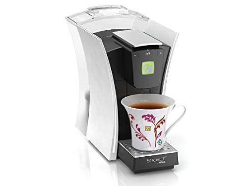 Bester der welt SPECIAL.Tby Nestle Tea Machine MY.TLuces, Weiß