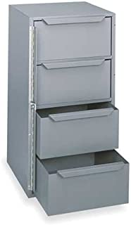 Truck/Van Storage Cabinet, 24-1/2in H