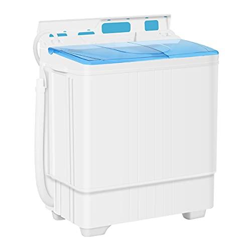Bonusall Portable Mini Washing Machine Washer, Washer