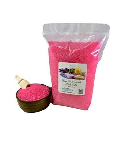 Rose Petal National products Scented Bath Salts: Bag 4lb Max 70% OFF