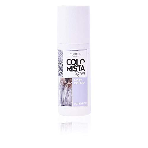L'Oréal Paris Colorista Coloración Temporal Colorista Spray - Grey Hair