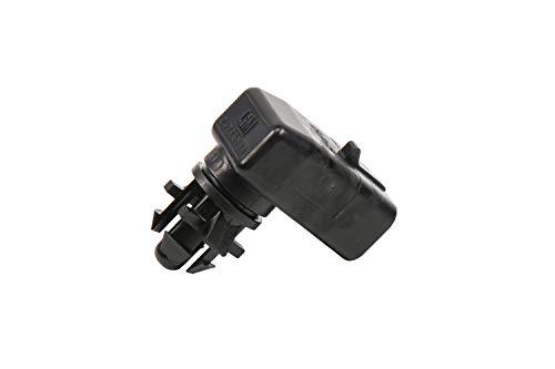 ACDelco 25775833 GM Original Equipment Ambient Air Temperature Sensor Assembly with 2 Terminals and 2 Alignment Tabs