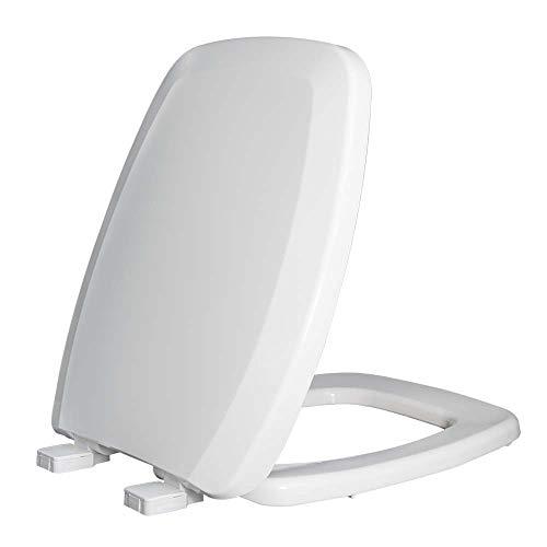 Assento Sanitário Tupan Soft Close Fiori Prímula Plus Gelo