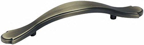 Jamison Collection J436-ASB Jamison Collection P80008 3 Inch Center to Center Handle Cabinet Pull