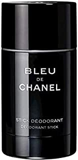 Bleu De Chanel Deodorant by Chanel for Men - Perfume Mist, 100 ml