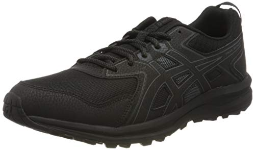 Asics Mens 1011A663-001_43,5 Trail Running Shoe, black, 43.5 EU