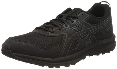Asics Mens 1011A663-001_44 Trail Running Shoe, black, 44 EU