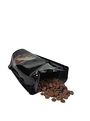 Legendary - it's all about beans und Callebaut CALLETS MILCH 250 gr - Original belgische Schoko Drops, für Schokoladen-Fondue und Schoko-Brunnen