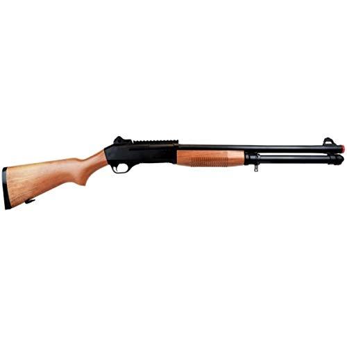 A G M Softair 0,9 Joule Fucile A Pompa (M186B)