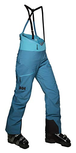 Helly Hansen Odin Mountain 3L Shell Veste Femme, Bleu, FR : M (Taille Fabricant : M)