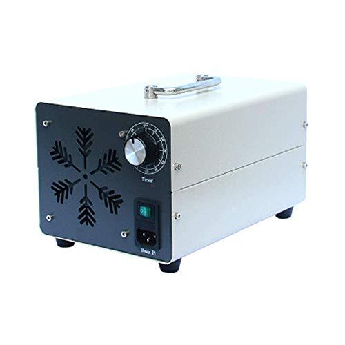 MOSHANG Generador de ozono Comercial 20000mg, Industrial O3 Generador de Aire de Aire de Iones de Aire de Iones de Aire desodor (con Temporizador) para el hogar, el Coche, la Mascota, el Humo