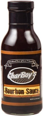 CharBoy's Bourbon Sauce for Grilling, Cooking, Marinating
