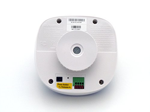 Asante 99-00900-US With Built-in Camera Smart Garage Door Opener, White